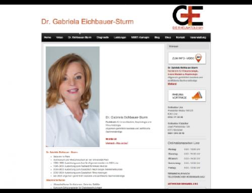 Dr. Eichbauer Sturm   Website